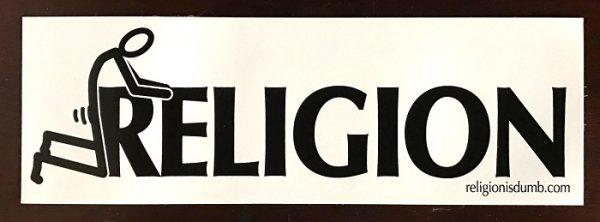 fuck-religion-sticker2
